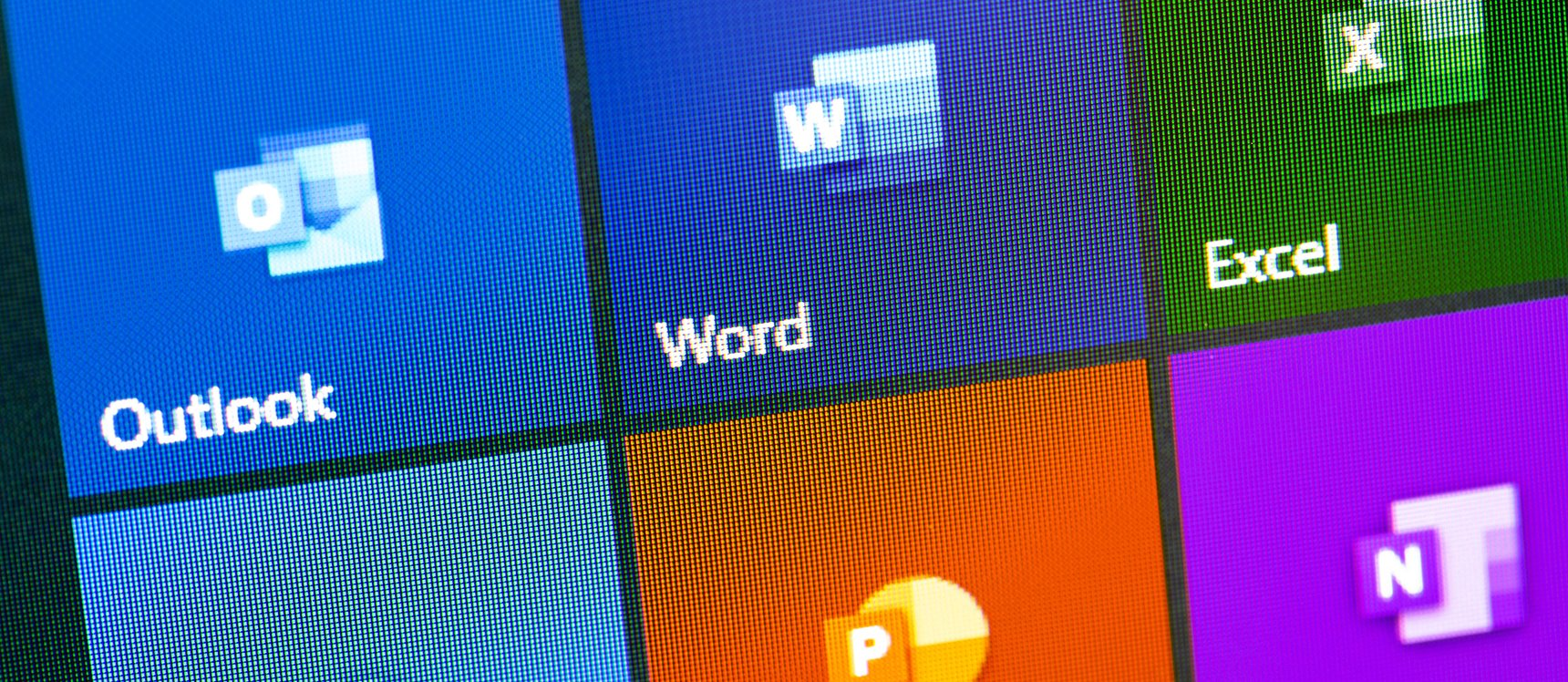 image showing Office icons