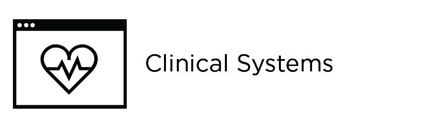 clinical systems icon